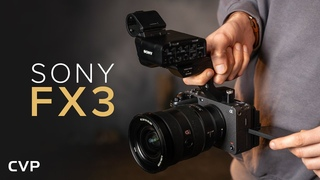 Sony FX3 - First Look & Tests!