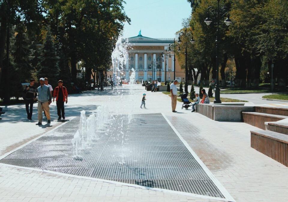 В каждом районе Алматы появится своя улица Панфилова _______