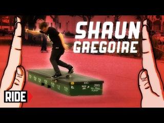 Shaun Gregoire - High-Fived