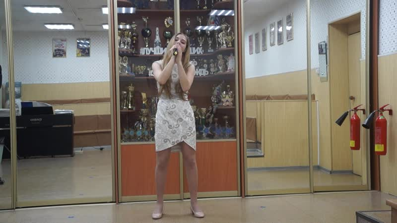Алексеева Мария вокал эстрада
