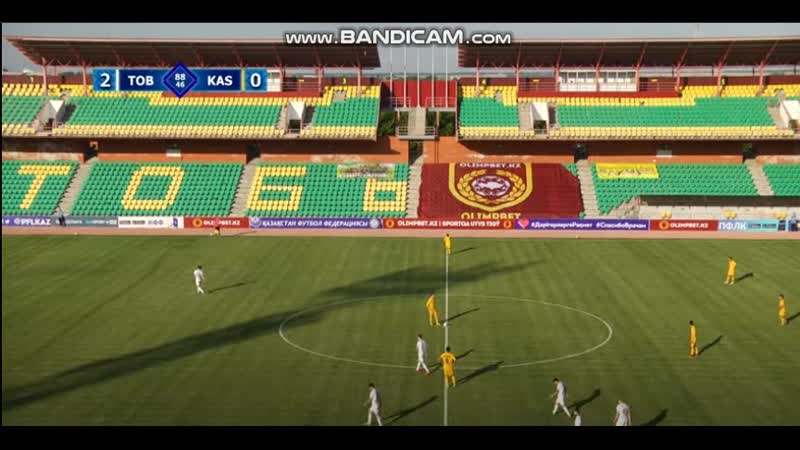 3-tour KPL 2020, Tobol-Caspy Oralkhan Omirtayev goal