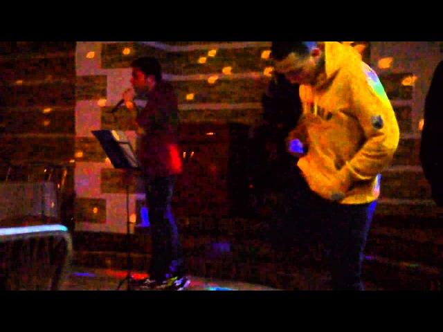 OleG STAFFORD Сезам концерт 21 декабря 2014 кафе бар Эдем на бис