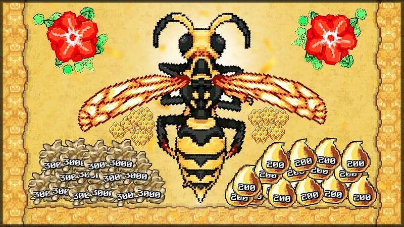 ГИГАНТСКИЙ АЗИАТСКИЙ ШЕРШЕНЬ Новое обновление ПЧЕЛИНЫЙ УЛИЙ Pocket Ants Симулятор Колонии