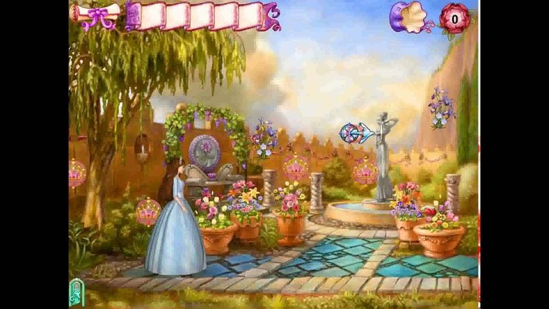 Полное Прохождение Игры Принцесса И Нищенка №8 Подборка Барби Компиляция ПК Игры