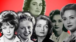 Самые красивые актрисы советского кино. Часть 2