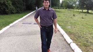 Как правильно ходить. Движение стопы при ходьбе.  How to walk. The movement of the foot when walking