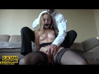 молодая связана и грубо трахнута   [BDSM, Domination. porno, Sex, hard, rough, бдсм, секс, жестко]