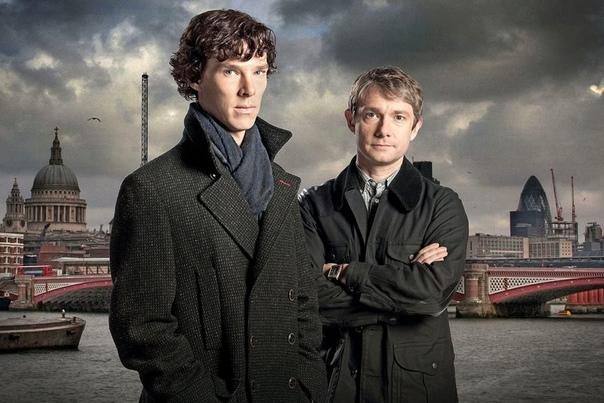 «Шерлоку» 10 лет Лучшaя экранизация похождений Холмса и Ватсона