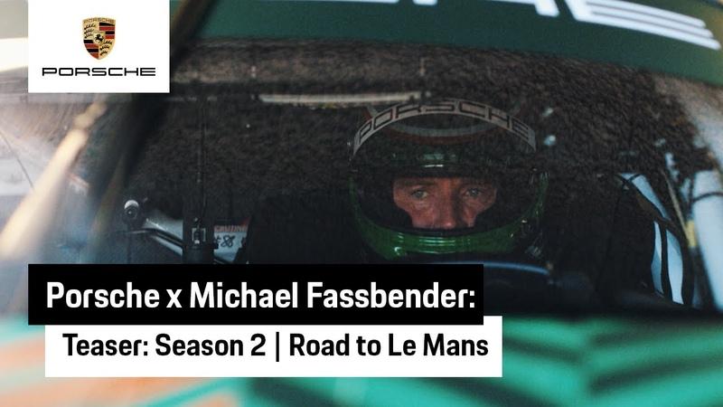 Michael Fassbender Road to Le Mans Season 2 Trailer