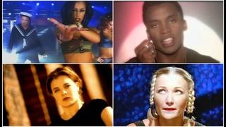 Top 90s European Dance Hits