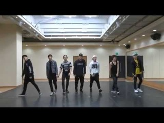 GOT7 - Love Train Dance Practice (Front Version)
