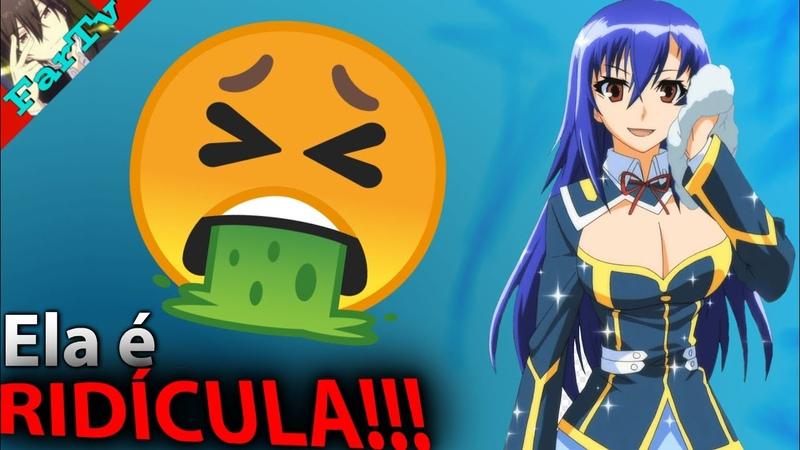 Medaka a Personagem Mais RIDÍCULA dos animes.