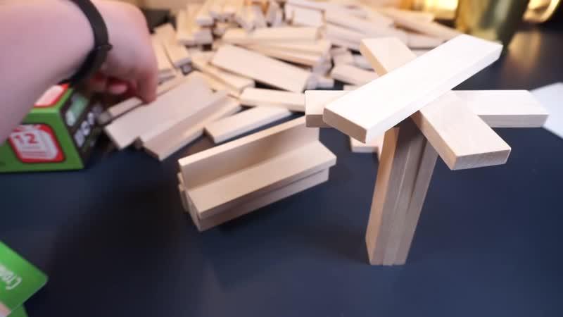 Деревянные игрушки Конструктор из дощечек Триго Treego