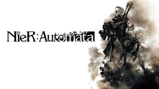 NieR: Automata (Yettich) часть 4 - Дезертиры, Сбор Печатей, Сопровождение Робота-ребенка