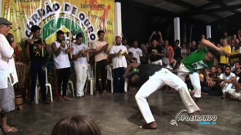 Campeonato de sequências de Miudinho Capoeirando 2016