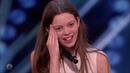 Americas Got Talent 2018 - Courtney Hadwin 13 лет. Золотая кнопка. Не обычный ГОЛОС