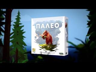 Палео — настольная игра о выживании в Каменном веке. Тизер