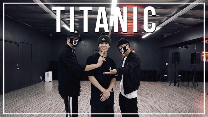 Jackson Wang - TITANIC (Dance Practice Video) Choreography by The Kinjaz
