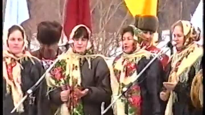 Проводы ЗИМЫ 1997г с Б Сундырь