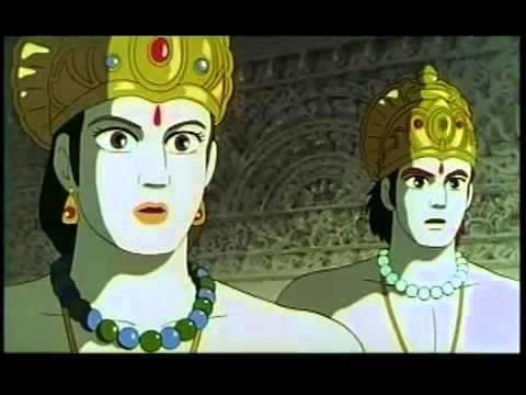 РАМАЯНА Индийский Эпос Мультфильм