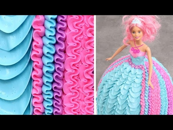 BARBIE Princess Doll Cake | Cakes Decorating Design Ideas