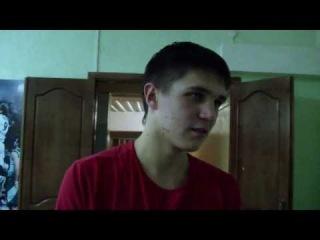 Послематчевый комментарий: Глеб Чернов