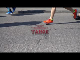 Танок онлайн на самоизоляции. Утренняя разминка от Карины Симоненко.