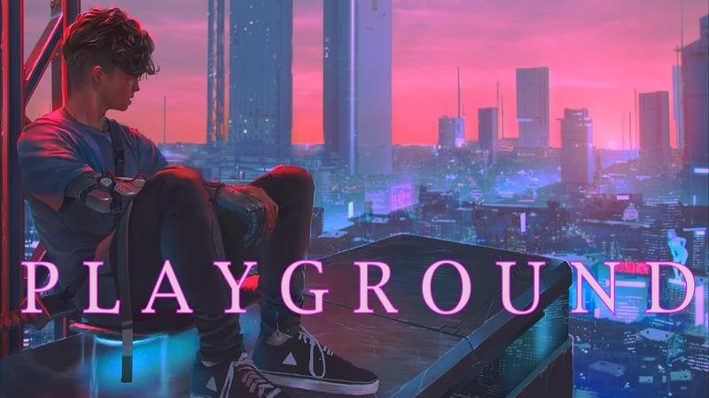'P L A Y G R O U N D' A Synthwave Mix