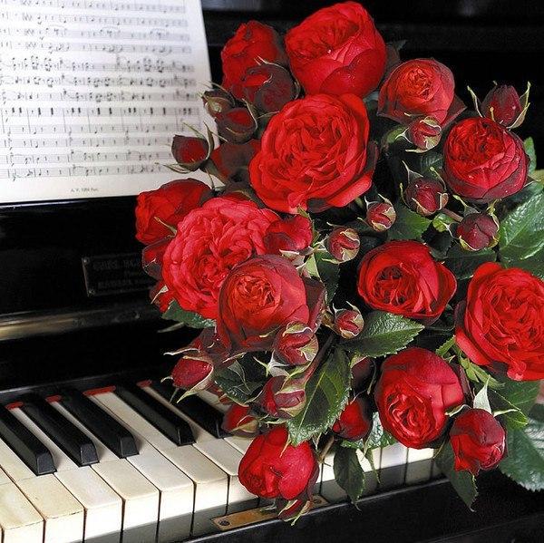 Поздравление с юбилеем женщине музыкант