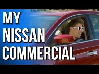 """MY NISSAN COMMERCIAL (""""Spread Your Joy"""")"""