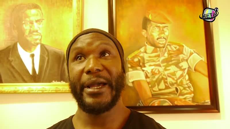 Exposition de Souleymane Ndiaye Louis Aragon