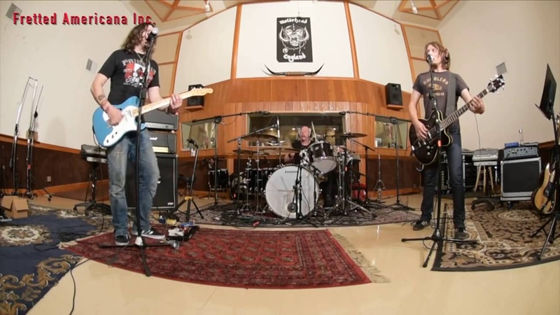 The Knack's My Sharona cover by Phil X Bon Jovi and The Drills