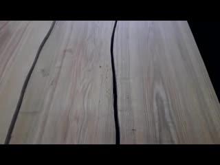 Деревянный стол с в беседку. Садовый стол!Стол из старых досок!