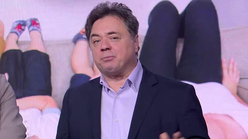 Промо ток шоу Семья Вверх Тормашками Детского телефона доверия