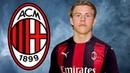 Jens Petter Hauge ● Welcome to AC Milan ● 2020 🔴⚫