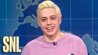 Weekend Update: Pete Davidson on Valentine's Day - SNL