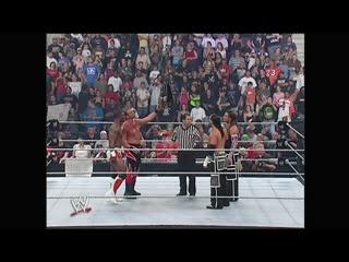  WM  Братья Харди против Шелтона Бенджамина и Чарли Хааса - One Night Stand 2007