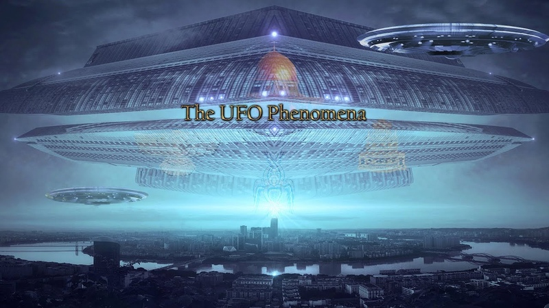 Extraterrestrial History The UFO Phenomena