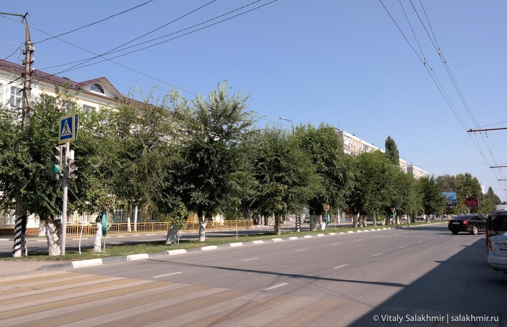 Улица Тельмана, Энгельс 2020