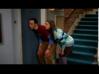Leonard comes home early! sheldon suspects Penny! ( the big bang theory ) Season 7 episode 2