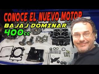 ✅ MOTOR Dominar 400 UG 2020  ✔️ Engine parts✅