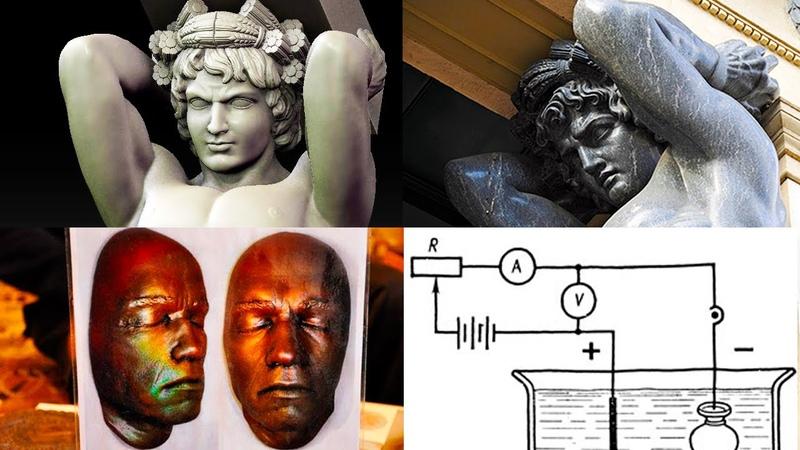 Тайна невозможных скульптур из гранита