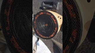 Замена динамиков в автомобиле Газель на DL Audio Barracuda 165
