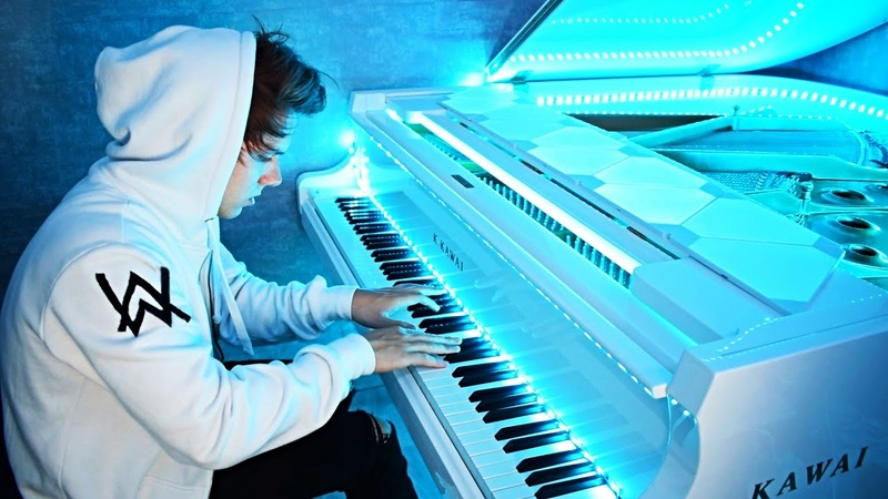 The Spectre Alan Walker Piano Cover by Peter Buka