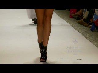 Lisa Maree-Kooey-Aquarella-Lisa Blue Mercedes Benz Fashion Week Swim 2011