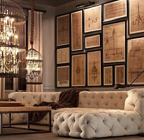vintage industrial decor - HD1080×1040