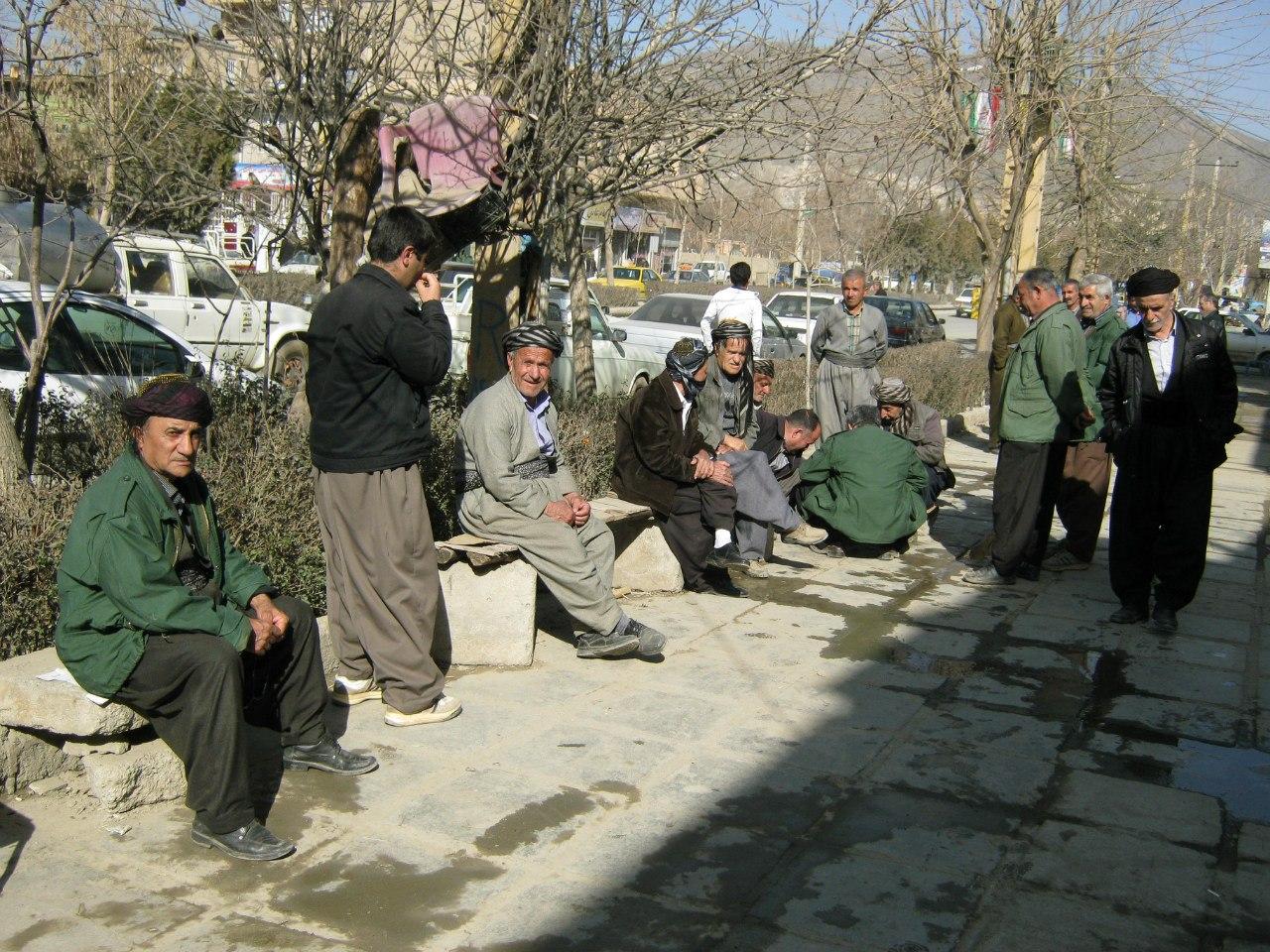 спор курдов с Ираном