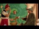 Бульдог-шоу Красная шапочка