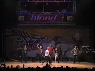 BOTY 2000 CIRCLE OF FIRE SHOW
