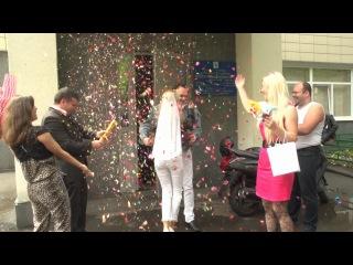 Свадебный клип Вики Раys и Сергея Йог